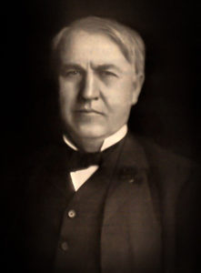 Thomas Alva Edison 1907
