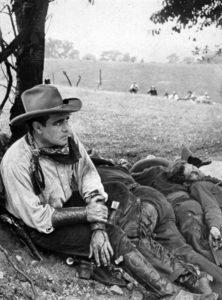 Edgar Jones Cowboy