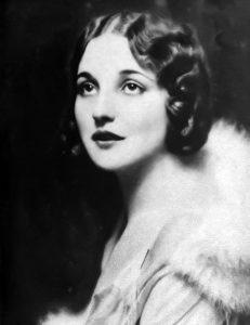 Agnes Ayres in 1923. (Bizarre Los Angeles)
