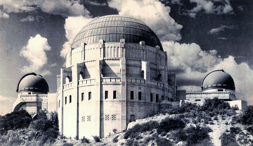 Griffith Observatory (Bizarre Los Angeles)