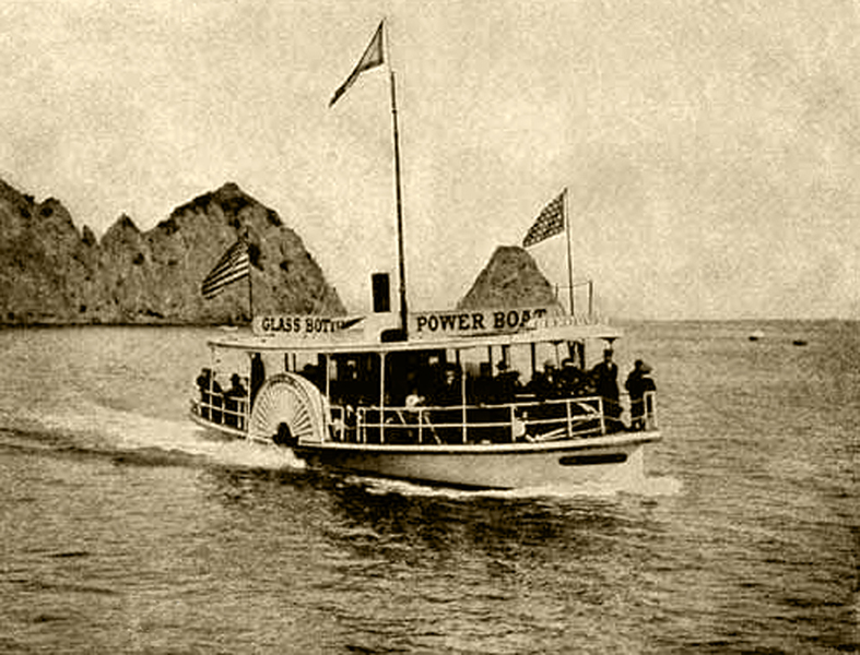 Santa Catalina Glass Bottom Boat