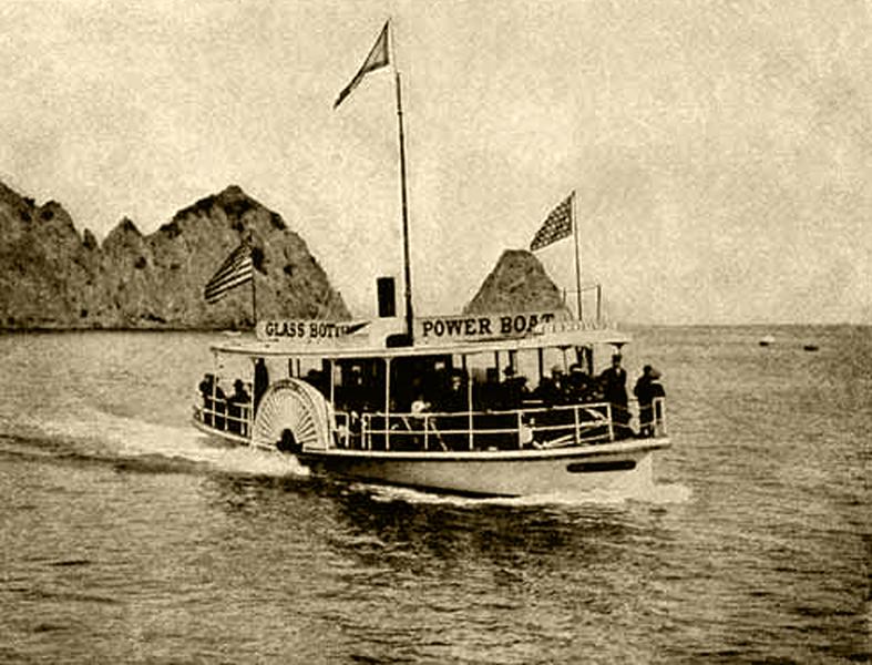 Santa Catalina Glass Bottom Boat