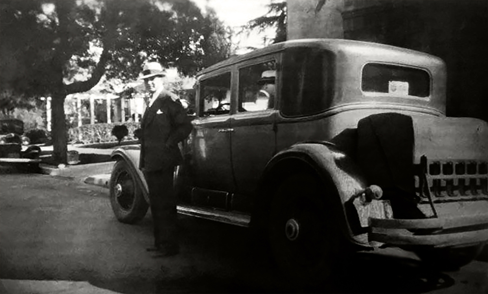 Afton Place Los Angeles 1934