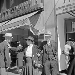 Dotty Dunn Old Timers Hill Street