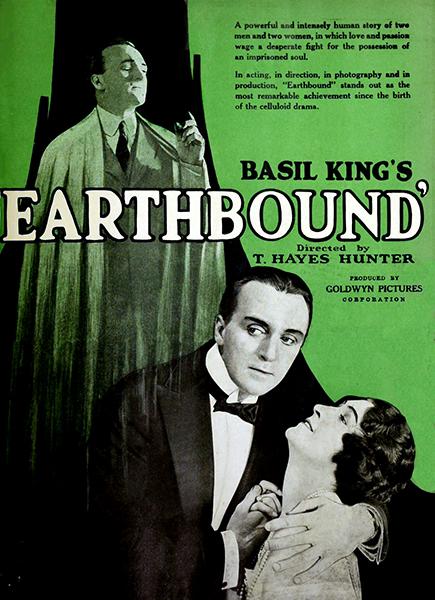 Earthbound (1920). Bizarre Los Angeles