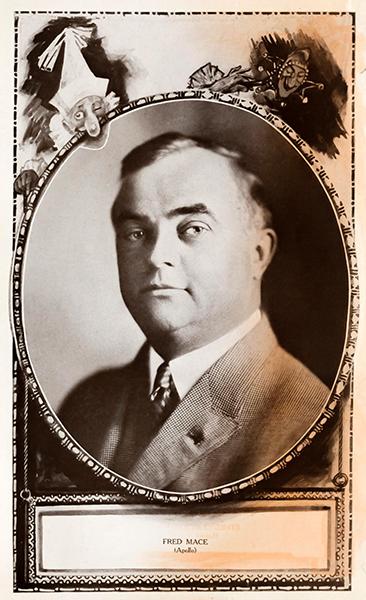 Fred Mace