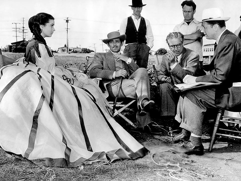 Vivien Leigh Clark Gable Gone With The Wind