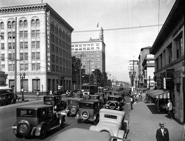 Hollywood Cahuenga 1928