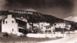 Hollywoodland development