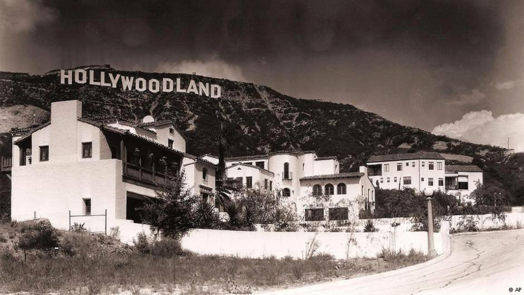 Hollywoodland development