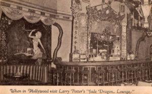 Jade Dragon Lounge 1940s
