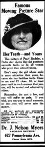 Pearl Sindelar Smile