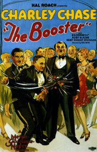 The Booster Charley Chase