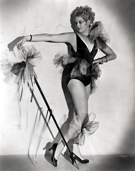 """""""I think we're all a bit crazy. Picture people, I mean. Too much of a strain on the nervous system, too much parading of emotions. It's bad. We get so that everything that happens to us away from the studio is dramatized -- we exaggerate our personal emotions."""" -- Thelma Todd (Bizarre Los Angeles)"""