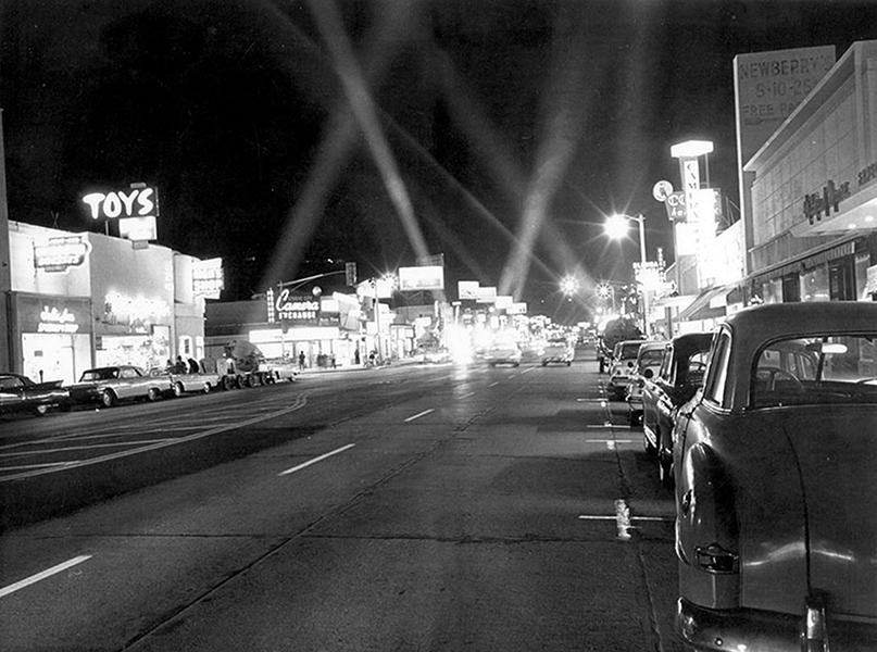 Ventura Blvd 1962
