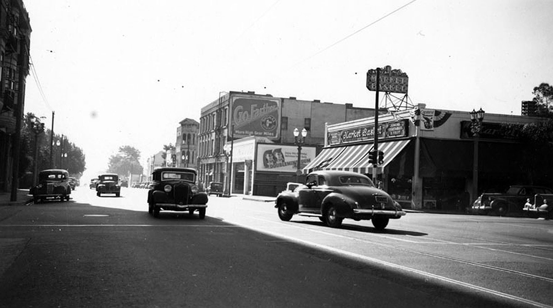 Fair Oaks Pasadena 1941