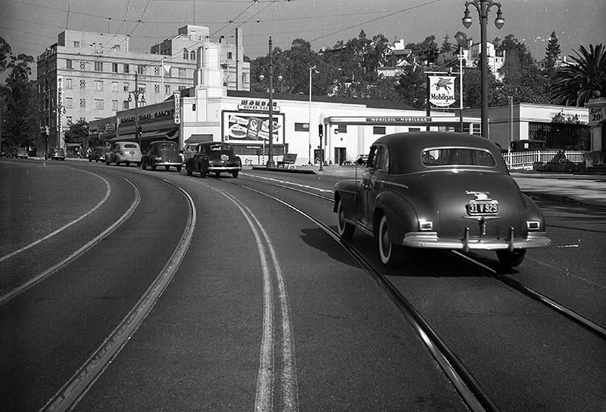 Highland Ave. 1944