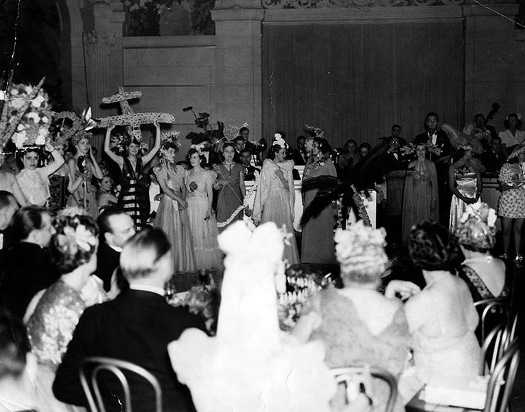 La FLoristas Ball 1939
