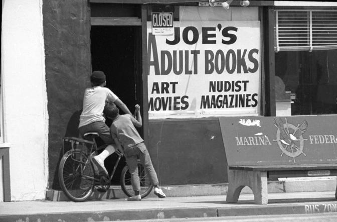 Joe's Adult Books