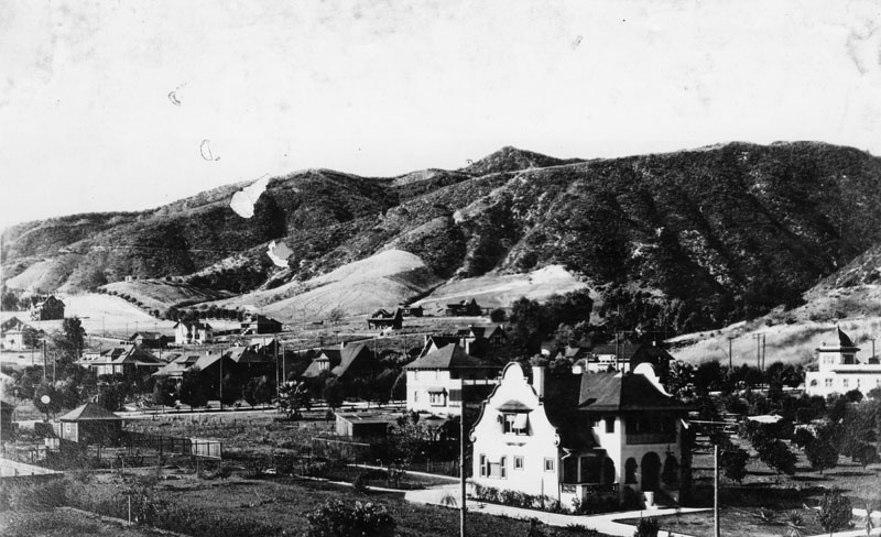 Hollywood 1910