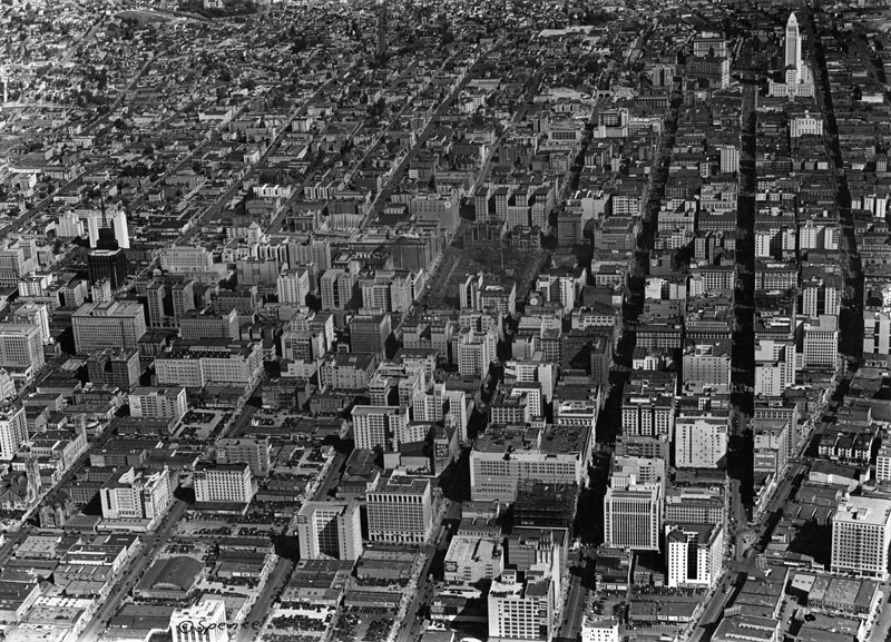 Downtown Los Angeles 1930