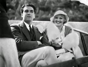 Pat DiCicco and Thelma Todd