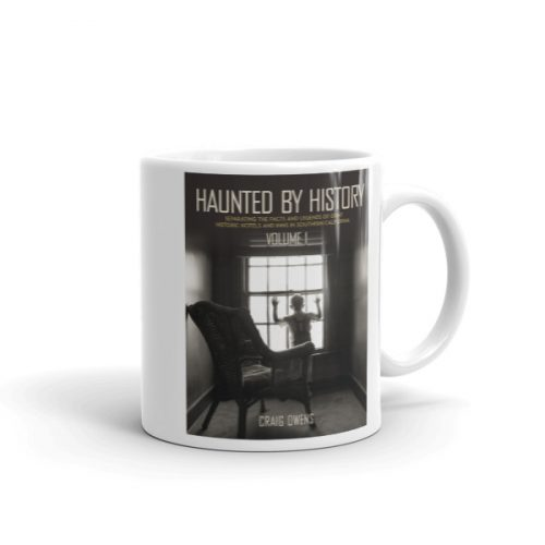 Haunted by History Mug