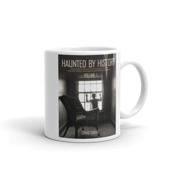 Haunted by History Mug