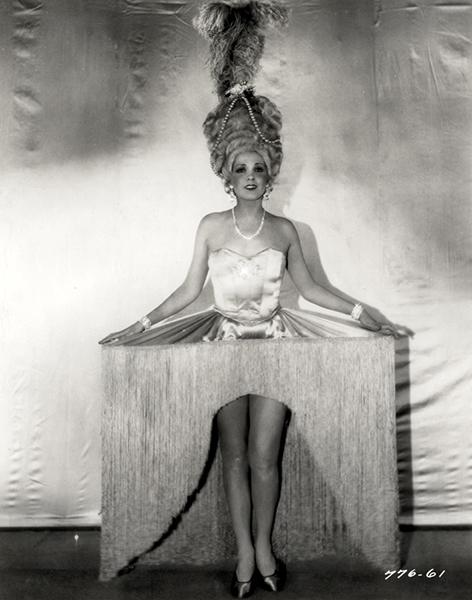 Lita Chevret 1929 Pointed Heels