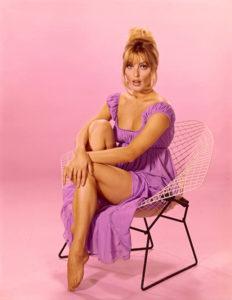 Sharon Tate in 1967. (Bizarre Los Angeles)