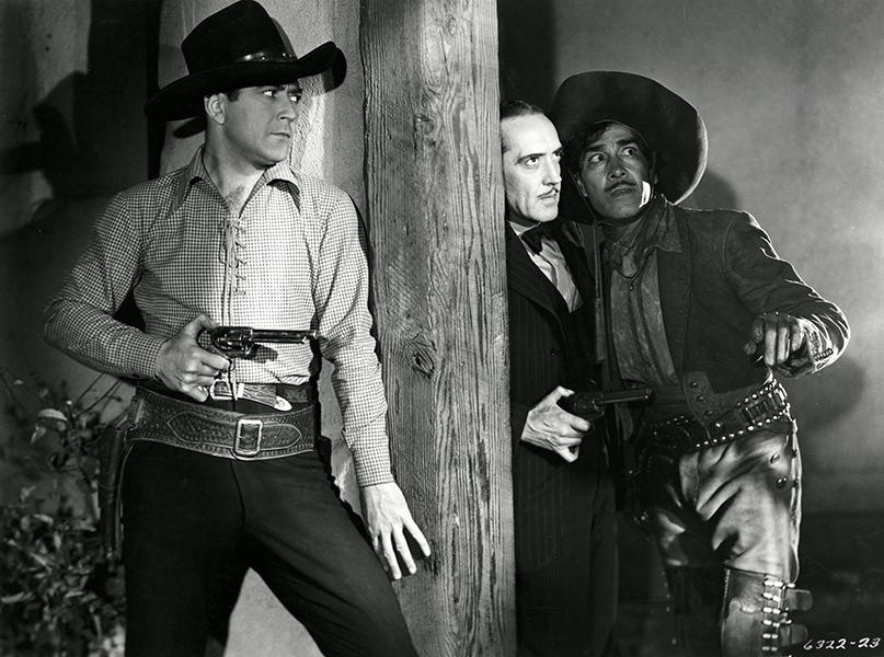 Johnny Mack Brown Lawless Land