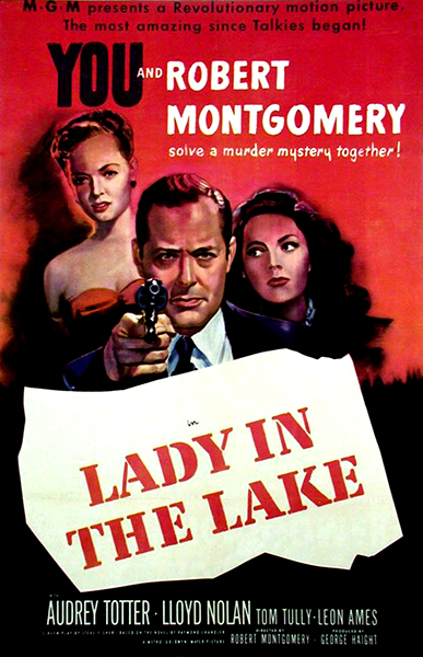 Lady in the Lake film noir