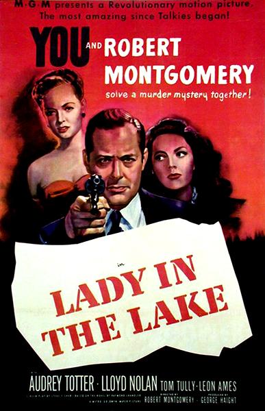 Lady in the Lake film noir