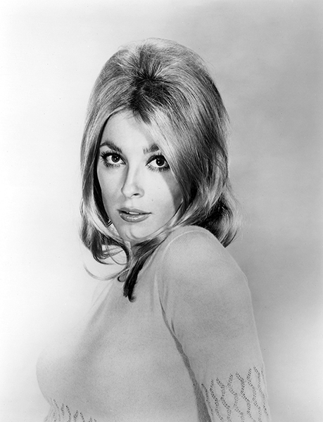 Early Sharon Tate (Bizarre Los Angeles)
