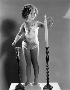 New Year's Eve 1936 with Shirley Temple (Bizarre Los Angeles)