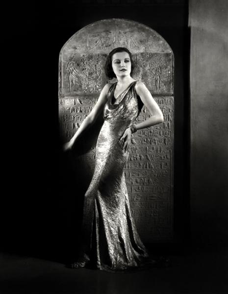 Zita Johann The Mummy 1932