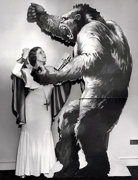 Aimee Semple McPherson King Kong