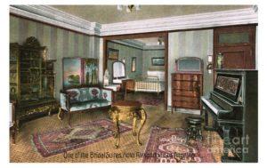 Alexandria Hotel Bridal Suite