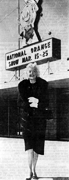 May Betteridge 1962