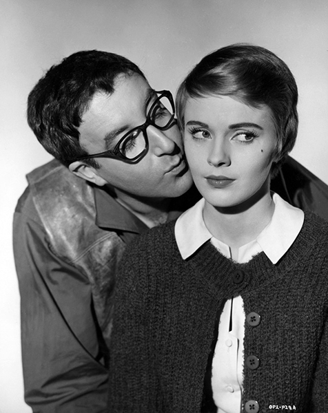 Jean Seberg Peter Sellers 1959