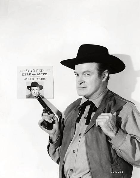 Bob Hope Aias Jesse James 1959