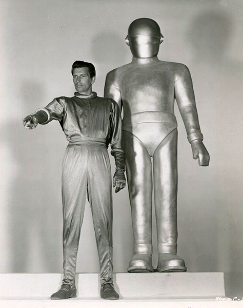 Michael Rennie The Day The Earth Stood Still