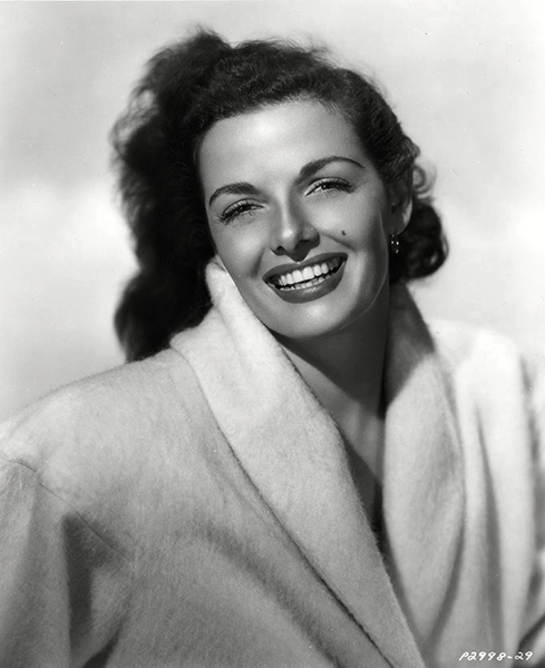 Jane Russell 1947