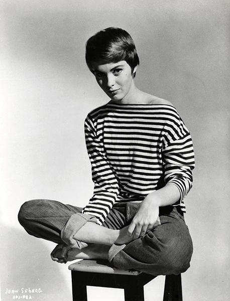 Jean Seberg 1965