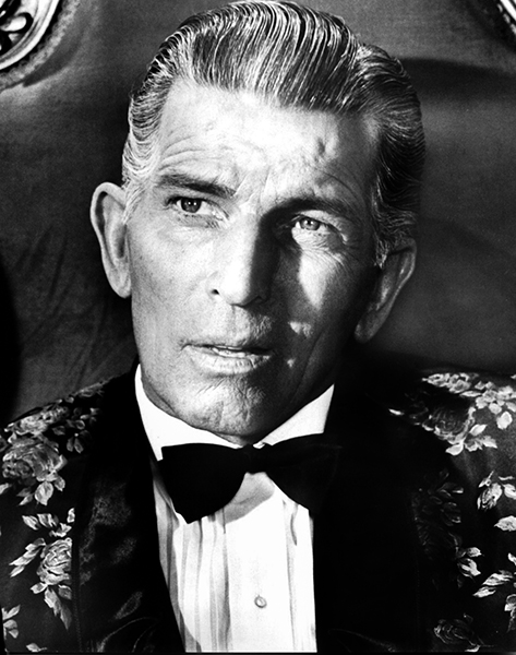 Michael Rennie Older