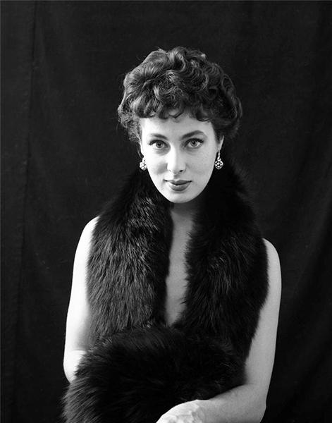 Rita Gam 1955