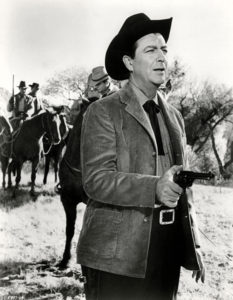Robert Taylor Cattle King 1963