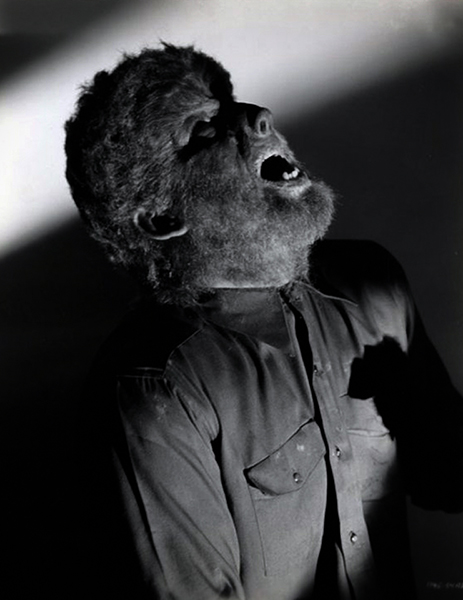 Lon Chaney Jr Wolfman