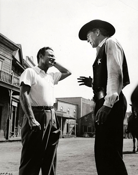 Fed Zinneman Gary Cooper High Noon