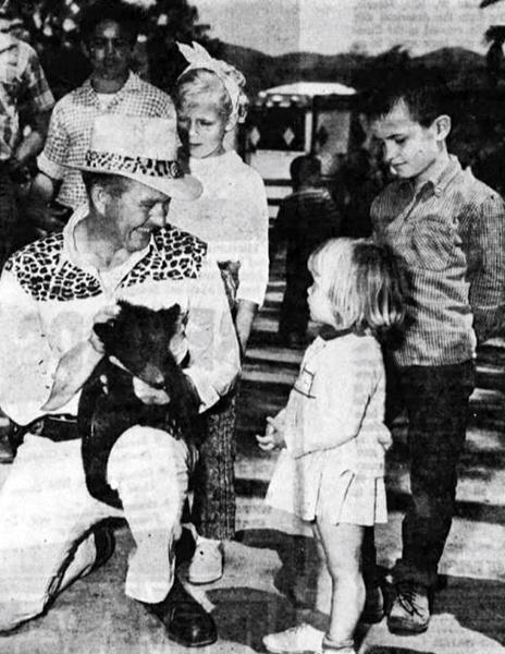 Dick Walker circa 1963